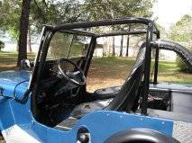 F on Willys Jeep Cj2a For Sale