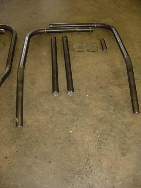F on 66 Ford Bronco Roll Bar