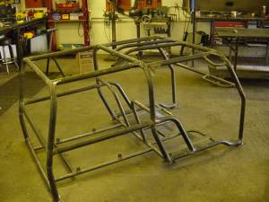 Roll Cages , Roll Bars , Add On Kits, Tie Into Frame Kits, Bronco, Willys, Jeep CJ YJ