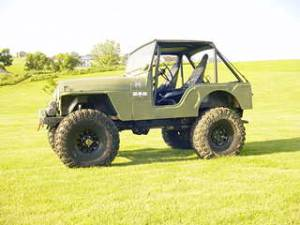 Roll Cages , roll bars , CJ Roll Bars, CJ Add On Cages, Front Cage