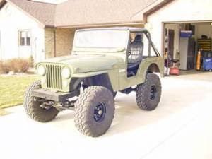 Jeep Tube Fenders