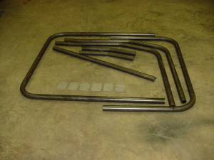 Roll Cages , Roll Bars , Add On Kits, Tie Into Frame Kits, Bronco, Willys, Jeep CJ YJ - YJ Wrangler Jeep Roll Cage Kits