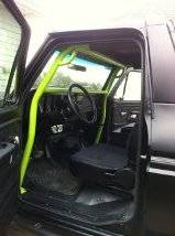 Full Size Bronco 8 Point Family Roll Cage Kit 1978 Bronco