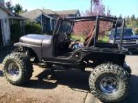 Extreme Custom Fabrication - CJ5 FREE SHIPPING Jeep Full Family PRO Roll Cage Kit 76-83 CJ5