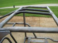 Bent Overhead Center Tubes for Roll Cage