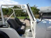 Shown with optional Grab Handles