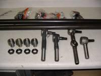 "Extreme Custom Fabrication - CUSTOM TIE ROD / DRAG LINK KIT DANA 44 60 Bronco Jeep 4X4 1 1/2"" D.O.M. (Make to your Specs) FREE SHIPPING"