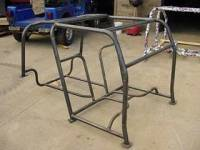 Extreme Custom Fabrication - CJ5 - 6 Point Pro Cage Kit with seat mounts FREE SHIPPING